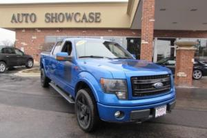 2013 Ford F-150 FX4 FX Appearance Pkg