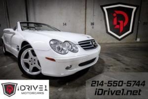 2003 Mercedes-Benz SL-Class --