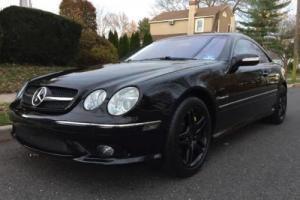 2003 Mercedes-Benz CL-Class --