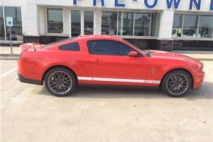 2011 Ford Mustang GT500