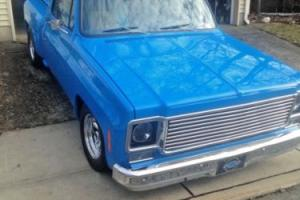 1975 Chevrolet C-10