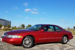1998 Lincoln Mark Series Mark VIII