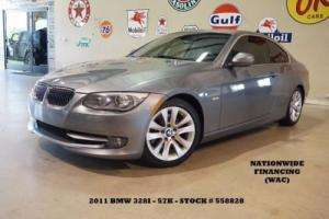 2011 BMW 3-Series Coupe AUTO,SUNROOF,LEATHER,B/T,17IN WHLS,57K,WE FINANCE