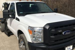 2016 Ford F-350 Tymco Sweeper