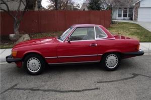1987 Mercedes-Benz SL-Class --
