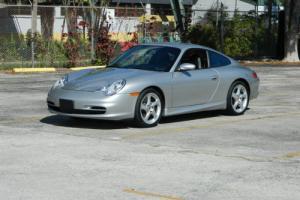 2003 Porsche 911 Carrera 6MT Aero Sills PSM