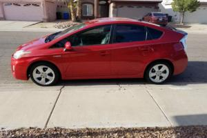 2010 Toyota Prius Package V Photo