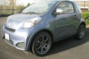 2013 Scion iQ iQ with TRD Upgrades