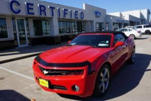 2011 Chevrolet Camaro 1LT Photo
