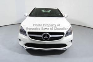 2017 Mercedes-Benz CLA-Class CLA 250 4MATIC Coupe