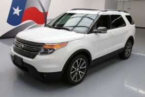 2015 Ford Explorer XLT LEATHER DUAL SUNROOF NAV