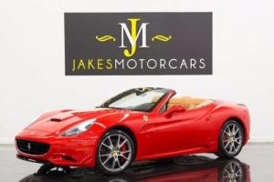 2012 Ferrari California ($236K MSRP)