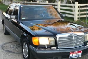 1991 Mercedes-Benz 500-Series