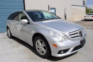 2008 Mercedes-Benz R-Class R 350 4Matic All Wheel Drive SUV Navigation