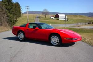 1993 Chevrolet Corvette 1993 Corvette Coupe *25kOrigMiles*AllOrigDocs*Z07