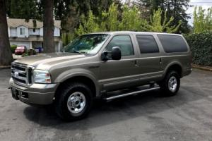 2005 Ford Excursion Ford, Excursion, Power Stroke, Diesel, 4wd, Other,