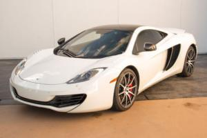 2013 McLaren MP4-12C Carbon Trim