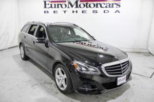 2014 Mercedes-Benz E-Class 4dr Wagon E 350 Luxury 4MATIC