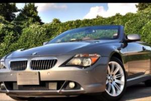 2007 BMW 6-Series 650ci