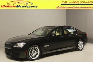 2014 BMW 7-Series 2014 750Li xDrive M SPORT AWD NAV HUD SUN WARRANTY