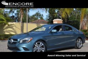 2014 Mercedes-Benz CLA-Class 4dr Coupe CLA250 W/P1 Package and Becker Map Pilot