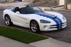 2010 Dodge Viper 2dr Convertible SRT10