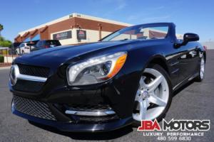 2013 Mercedes-Benz SL-Class 13 SL550 Convertible Roadster Clean CarFax LOW MIL