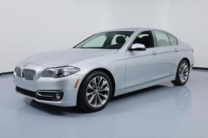 2014 BMW 5-Series 528I XDRIVE AWD SUNROOF NAV HEATED SEATS