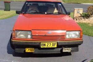 Ford XE Fairmont ESP