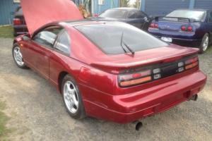 1990 nissan 300zx non turbo auto,runs and drives no reg/rwc 2+2 P plate ok targa