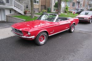 1968 Ford Mustang Base Convertible 2-Door | eBay