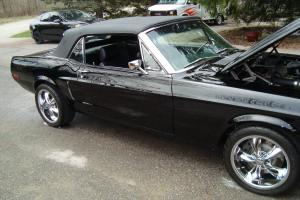 1968 Ford Mustang deluxe | eBay Photo