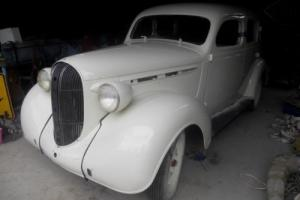 1938 38 plymouth dodge hot rod project