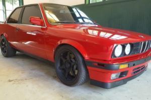 1989 BMW 3-Series E30