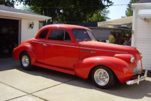 1939 Buick Coupe Photo