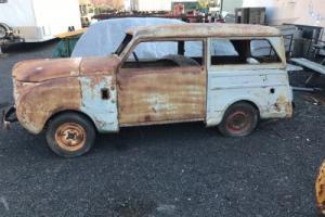 1948 Crosley wagon G90