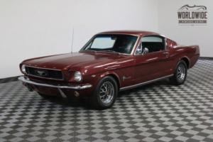 1965 Ford Mustang LOW MILEAGE A CODE AUTO AC