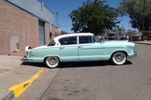 1955 Hudson custom