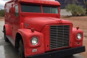 1963 International Harvester Loadstar 1600 Armored Truck