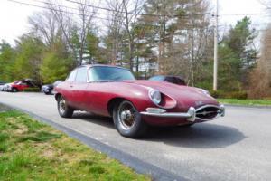 1968 Jaguar E-Type Series I Photo