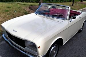1970 Peugeot 304 CABRIOLET