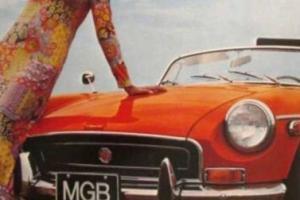 1971 MG MGB Photo
