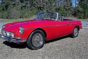 1967 MG MGB Photo
