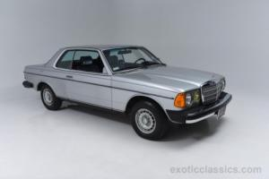 1981 Mercedes-Benz 200-Series 280 CE