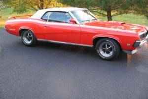 1969 Mercury Cougar Photo
