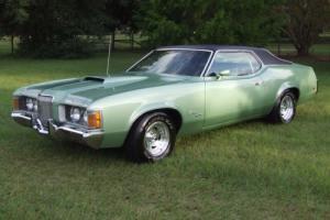 1971 Mercury Cougar Photo