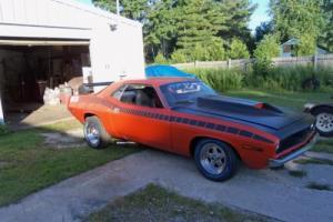 1970 Plymouth Barracuda CUDA Photo