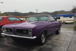 1968 Plymouth Barracuda Photo