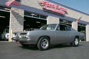 1968 Plymouth Barracuda Super Stock Tribute Photo