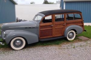 1940 Pontiac Woody Wagon wagon Photo